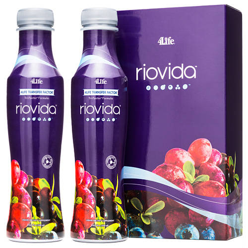 4Life Transfer Factor® RioVida™ Tri-Factor