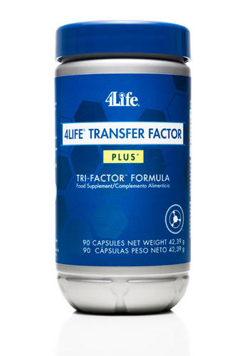 4Life Transfer Factor® Plus Tri-Factor